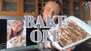 BAKE WITH US IN LOCKDOWN  MELODY AND AMY