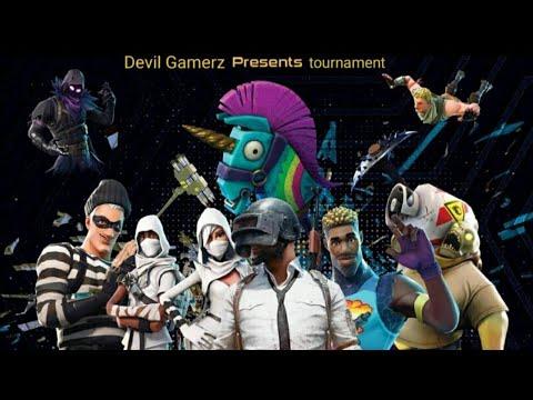DEVIL GAMERZ TOURNAMENT - [ Eliminator 4 ] (( DevilツIbrahim Vs《AØD》WìsH )) |