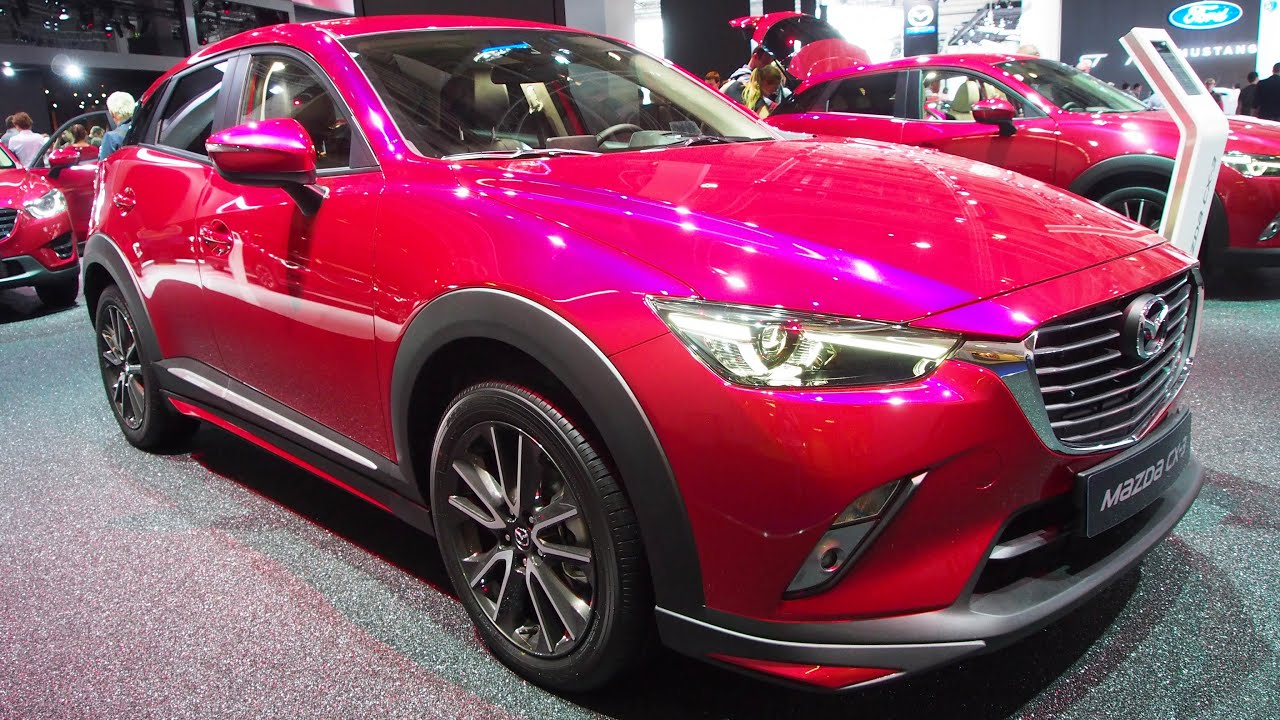 2016 mazda cx 3 sports line skyactive g 150 i eloop awd. Black Bedroom Furniture Sets. Home Design Ideas