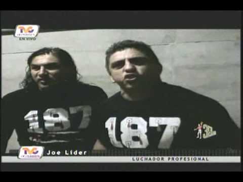 La Hermandad 187 amenaza a Marco Corleone y Latin Lover - YouTube