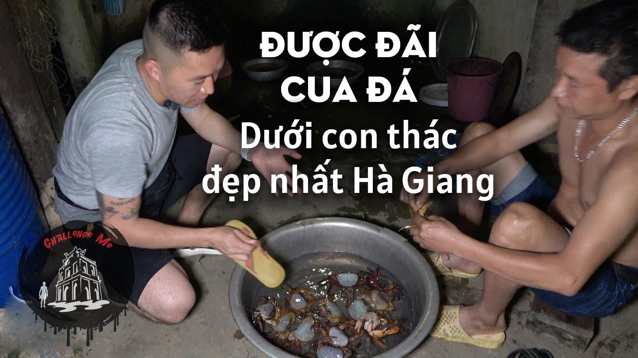 Kỳ lạ Con thác được xếp hạng di tích quốc gia - đẹp nhất Hà Giang