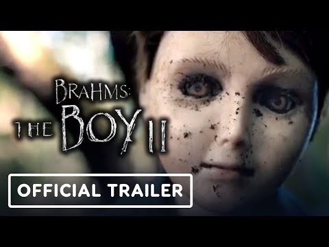 Brahms: The Boy II - Official Trailer (2020) Katie Holmes