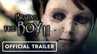 tHE BOY 2: BRAHMS Trailer (2020) Katie Holmes Horror Movie