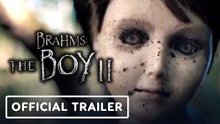 Brahms: The Boy Ii - Trailer 2020 Katie Holmes