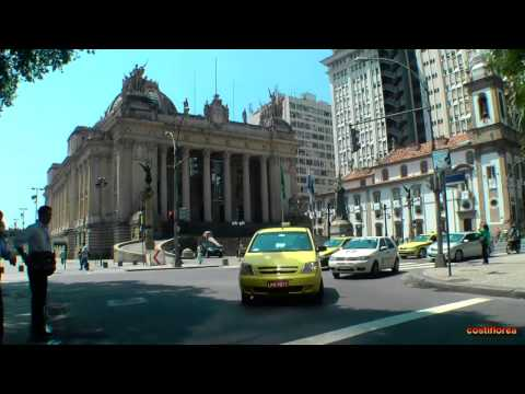 Brazil - Rio de Janeiro,Walking tour 2 - South America Part 4 - Travel, calatorii, worldwide