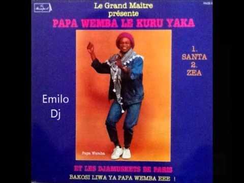 (Intégralité) Papa Wemba le Kuru Yaka & les Djamuskets de Paris 1982 HQ