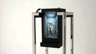 Raptor2 Display Case Without Glass Developed For Hublot Was Première During The Baselworld 2015