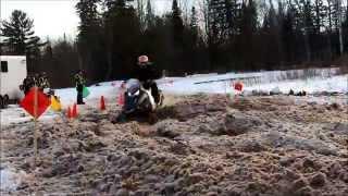 COR Powersports 2016 Race Season - Cross Country Snowmobiling - ROUGH, TOUGH, FAST, FUN