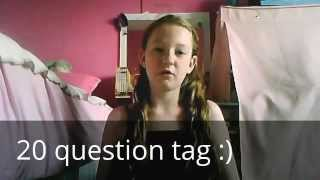 20 Question Tag :)!!