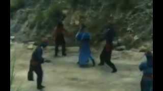 Adventure of Shaolin - Final fight