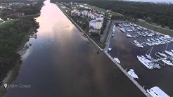 At Legends Resort in Palm Coast, FL by Tampa Bay Drone Photography