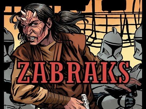 Star Wars Races: Zabraks (Lore)