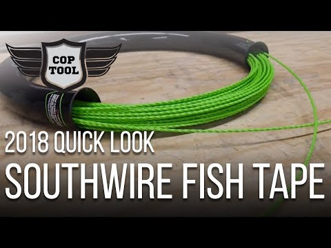 SouthWire SIMpull Fish Tape 240' X4.5mm FTSP45-240FMLT - Quick Look
