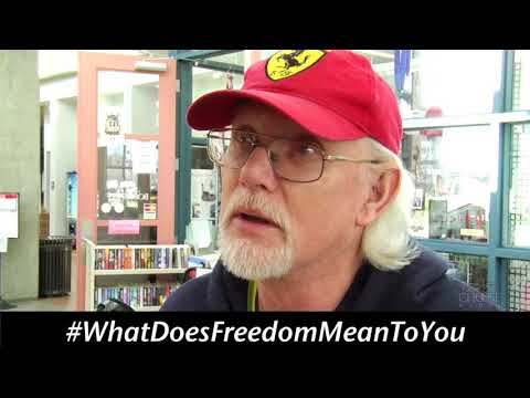 What Does Freedom Mean To You? - Part 28