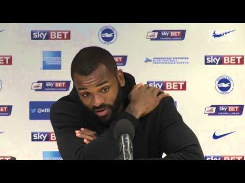 BENT'S FULHAM PRESS CONFERENCE
