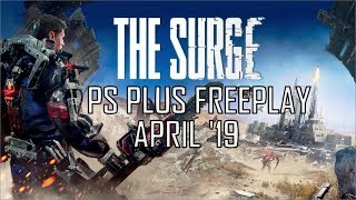 PS Plus FreePlay - The Surge