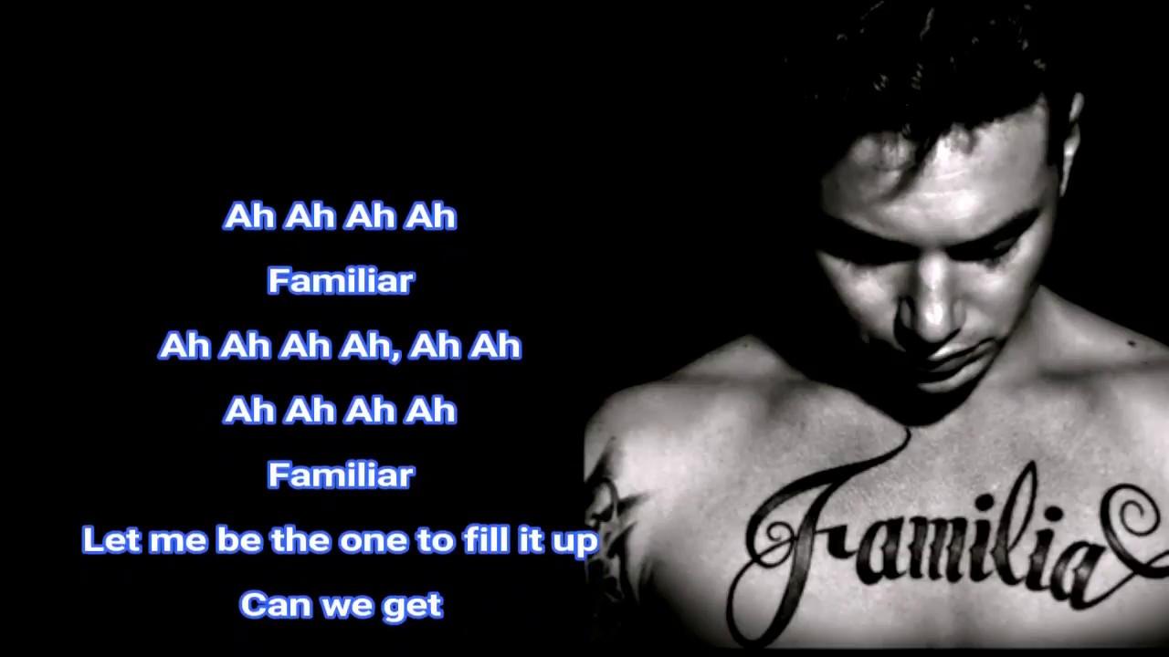 Liam Payne & J Balvin - Familiar / 2018 latest hollywood song [ lyrics ]