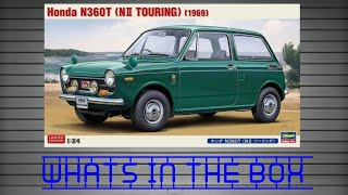 What's In The Box, 1969 Honda N360t(NII Touring)