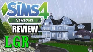 LGR - The Sims 4 Seasons Review