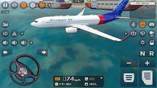 Bussid Pesawat Sriwijaya Air Mod | Bus Simulator Indonesia screenshot 4