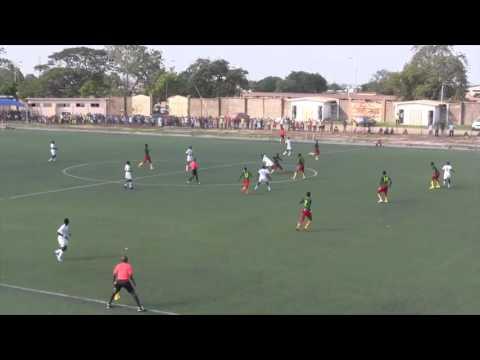 Ghana u20 vs Cameroon u20