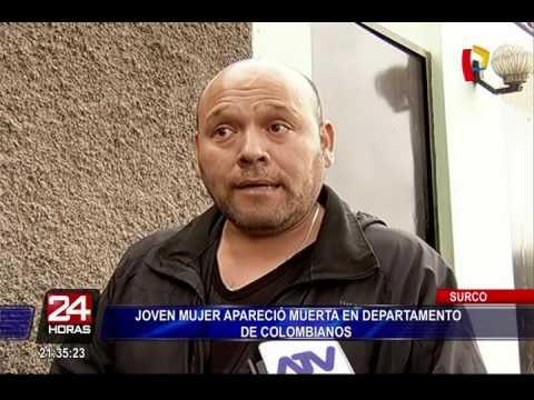 Surco: detienen a conserje de edificio acusado de asesinar a joven