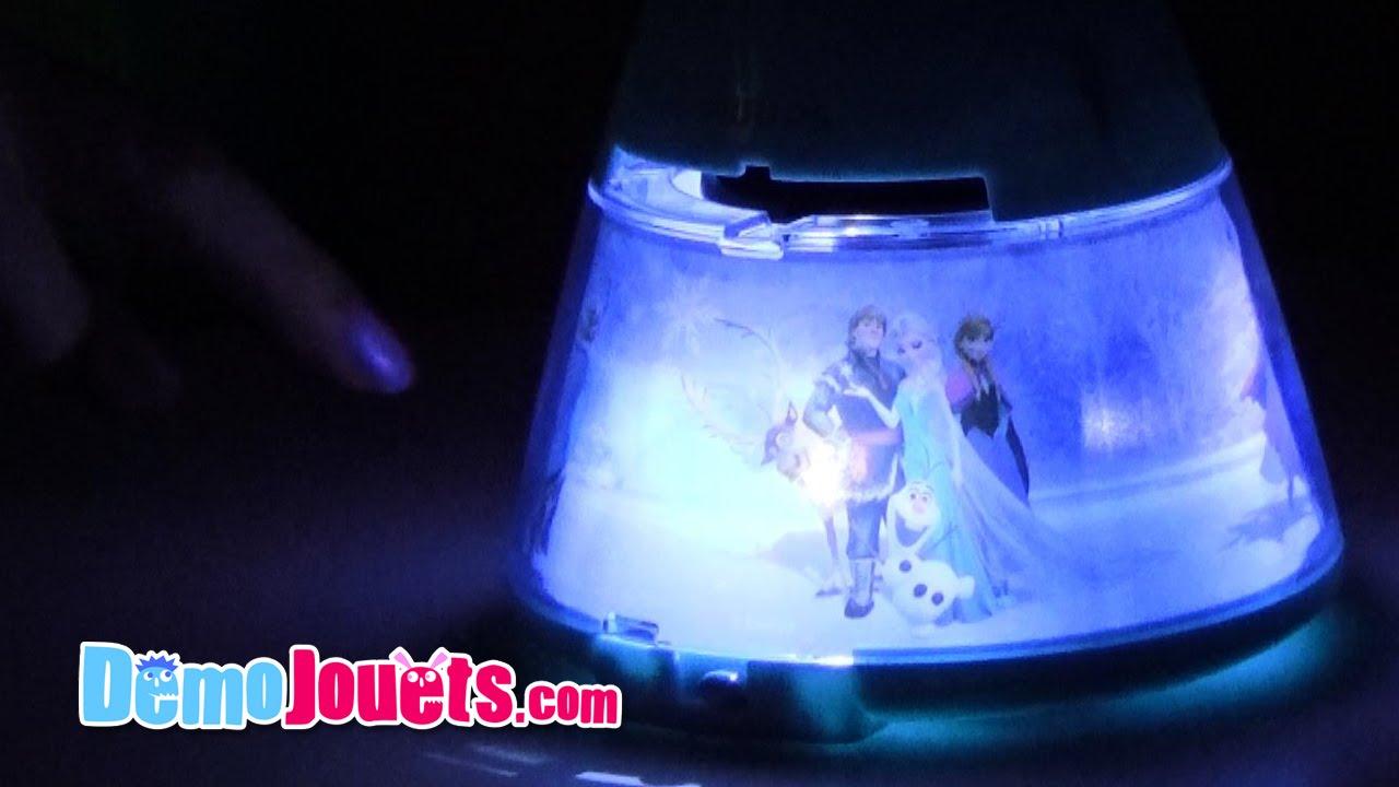 Disney la reine des neiges veilleuse philips d mo jouets - Veilleuse la reine des neiges ...