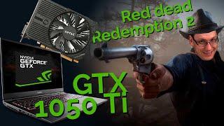 GeForce GTX 1050 Ti (desktop e de NOTEBOOK!) encara RED DEAD REDEMPTION 2?