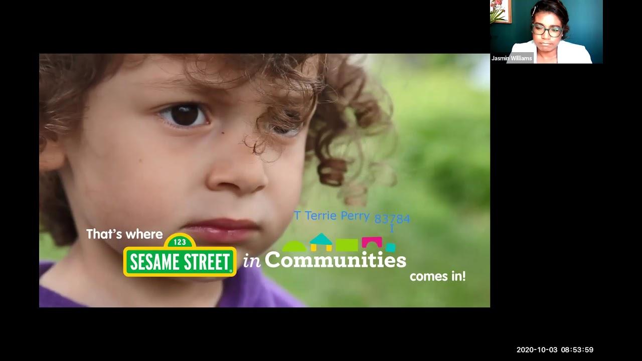 Sesame Street in Communities October 3, 2020 (30 minutes)