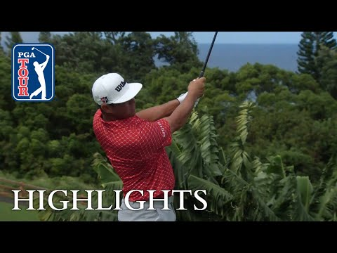 Gary Woodland highlights | Round 3 | Sentry 2019