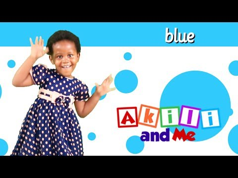 My Favorite Color!... and other African educational songs from Akili and Me