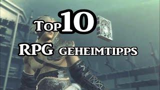 Top 10 besten RPG Geheimtipps | Rollenspiele Empfehlungen | Raketenjansel