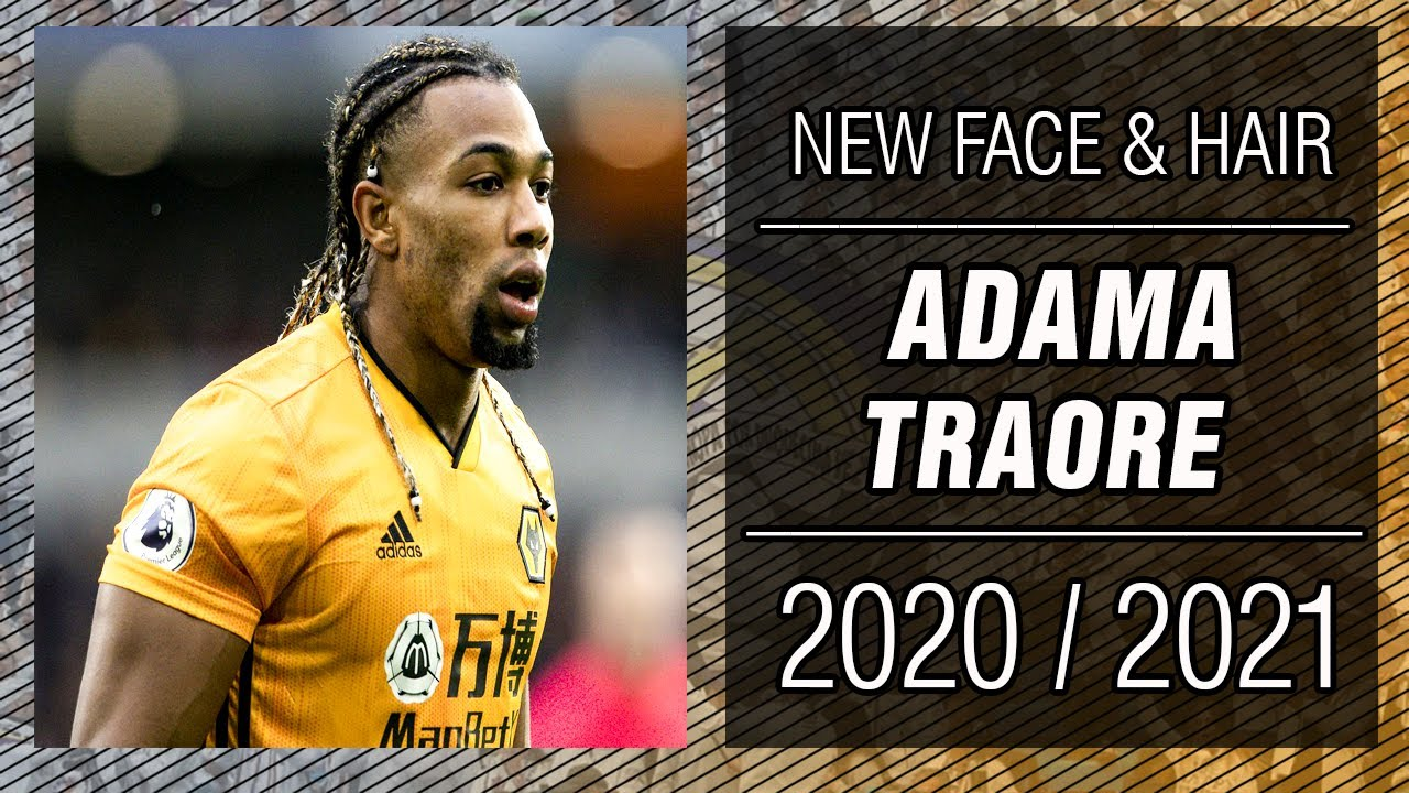 Pes 2013 New Face Hair Adama Traore 2020 2021 Hd Youtube