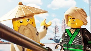 The Lego Ninjago Movie - Behind The Bricks   Official Featurette (2017)
