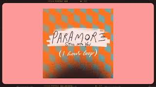 Paramore - Still Into You, Audio || 1 hour loop