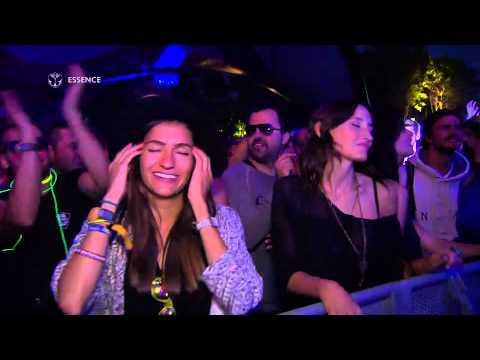 Sven Vath live @Tomorrowland 2015 - Day 2 - Essence Stream  part 1   540p