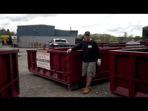 Roll-off Dumpster Rental Safety
