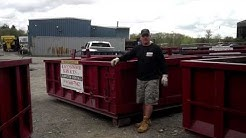 Roll-off Dumpster Rental Safety