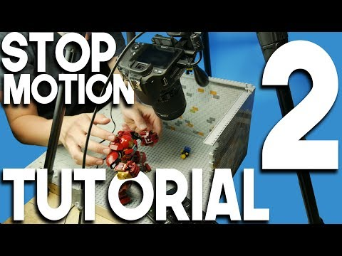 Guide To Lego Stop Motion 2 (How To Make A LEGO Movie)