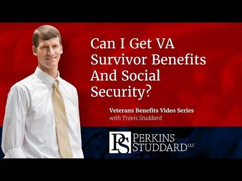 Can I Get VA Survivor Benefits and Social Security?