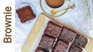Easy Chocolate Brownie Re¢ipe | Simple way of making the perfect brownie