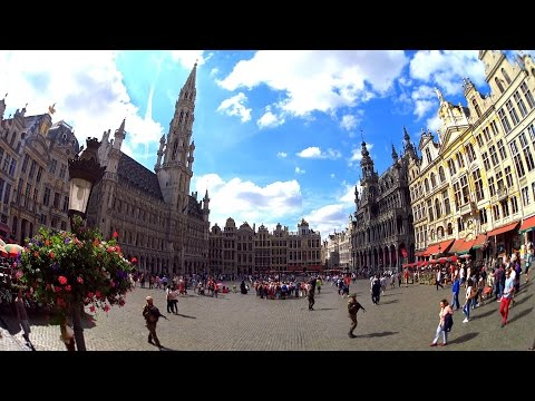 30 minutes | The Brussels Grand Place, Belgium