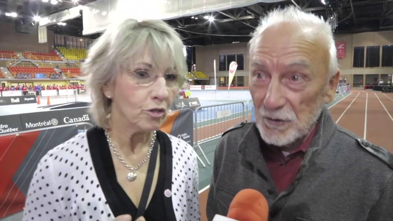 Montreal.TV - Judi Richards et Yvon Deschamps au D