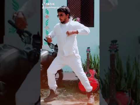 Music Dance Bhojpuri Tiktok Star Sandeep Raj
