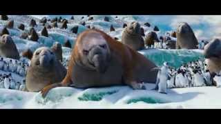 Happy Feet 2 - Under Pressure (CZECH with lyrics) - Pod tlakem