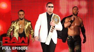 WWE RAW Full Episode - 18 September 2017