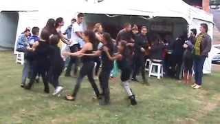 Flash Mob Trem de Ferro