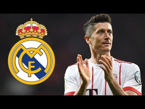 Lewandowski will UNBEDINGT zu REAL MADRID..
