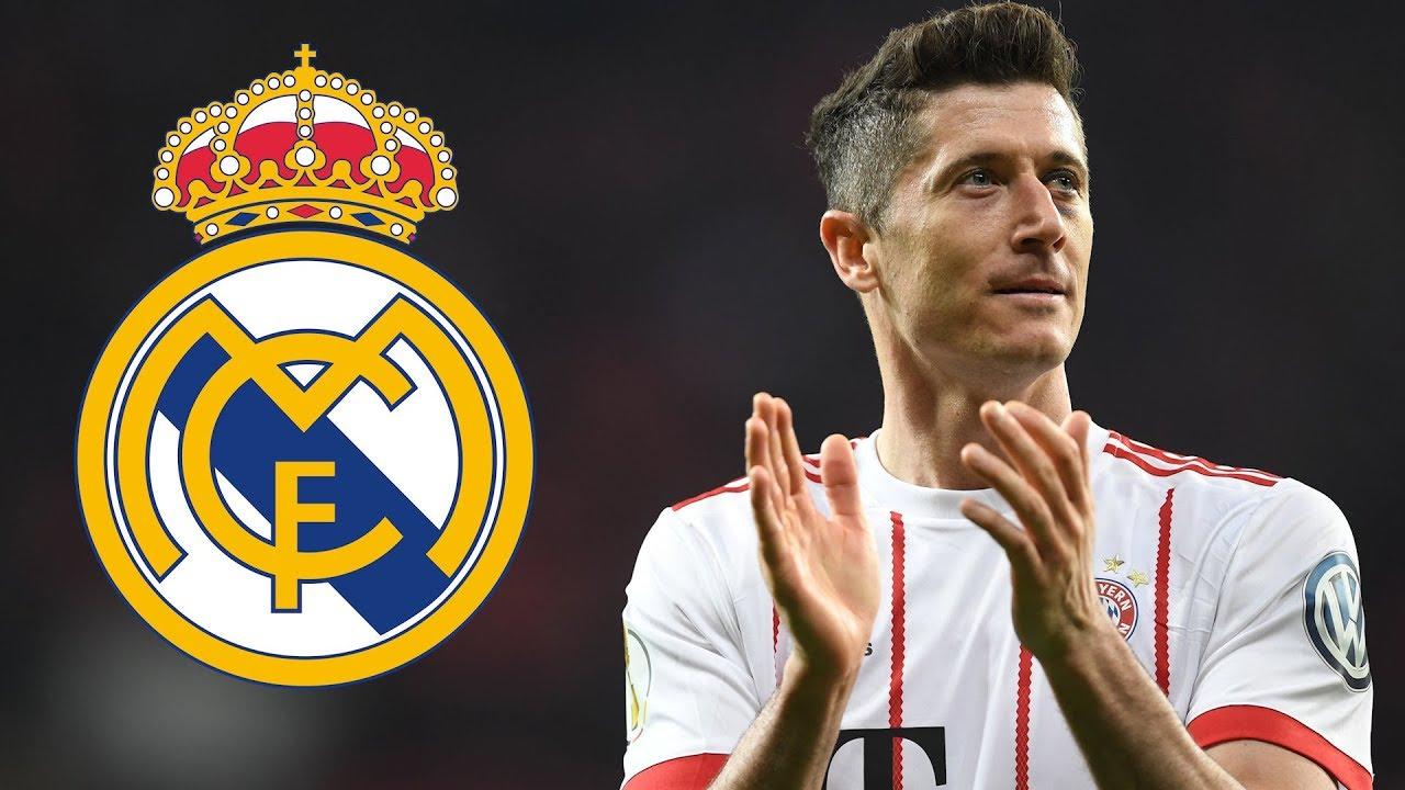 Lewandowski Zu Real Madrid