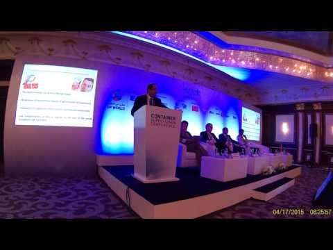 Speaker OUZZINE Mohammed Adnane at TOC Middle East 2015